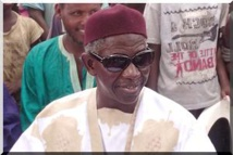 Le président Ibrahima SARR