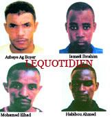 Attentats anti-français en Mauritanie : 4 présumés terroristes recherchés au Sénégal
