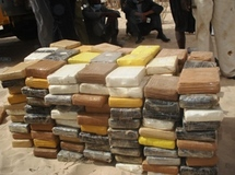 Démantèlement d'un réseau de trafic de drogues dirigé par un soldat