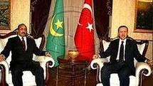 La Turquie et la Mauritanie envisagent d'ouvrir des ambassades dans leurs capitales respectives