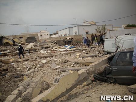 Mauritanie : 5 morts et plusieurs blessés dans une forte explosion à Nouakchott