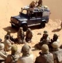 Trois membres du Polisario arrêtés en Mauritanie