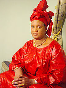 Ibrahima Moctar SARR idole et ami des artistes