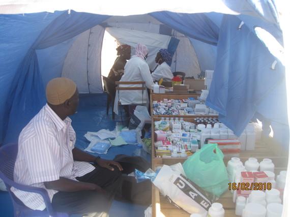 L'AVOMM lance la deuxième édition de la Caravane de santé 2010 (reportage photos)