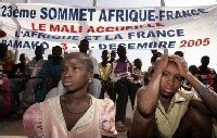 La jeunesse du continent réclame le pouvoir