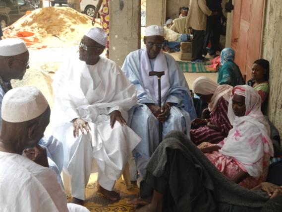 Grève de la faim des déportés Mauritaniens. Des dignitaires du Fouta se mobilisent.