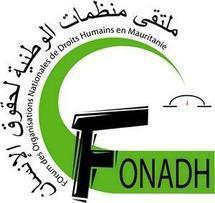 FONADH : Déclaration relative au projet de Dioudé.