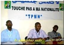 Communiqué de TPMN.
