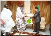 Le président mauritanien primé pour ses efforts au service de l'Islam