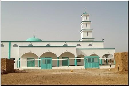 Tékane : une mosquée pas comme les autres