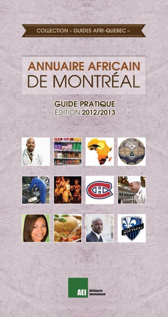 Guy pascal Zambou lance le tout premier annuaire Africain au Canada