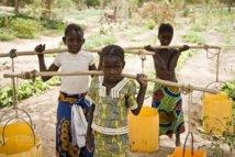 Des enfants au Niger, en mars 2012 Oxfam/AFP/Archives