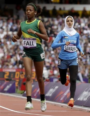 """Des JO de Londres Aïcha Fall s'exprime : """"En Mauritanie, on se fait humilier parce que l'on s'entraîne"""""""
