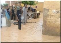 Mauritanie: plusieurs familles sans abri dans la ville d'Aleg, suite à des inondations