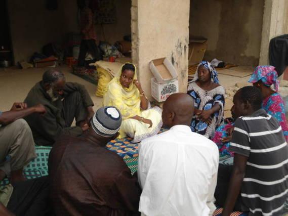Grève de la faim des Réfugiés Mauritaniens au Sénégal : L'AVOMM apporte son soutien