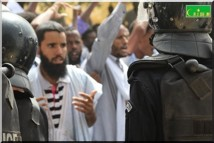 Nouakchott : Des jeunes manifestent contre le film Anti Islam -