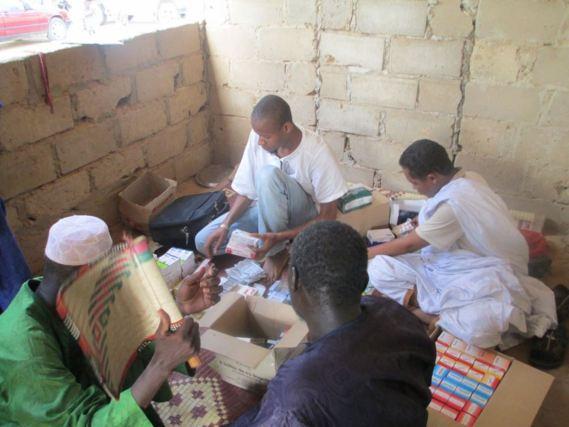 3ème Caravane de fraternité : L'AMDM visite les villages de Moundouwaye, Loboudou et  Aly Guélel