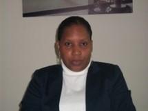 Les condoléances de Mme Rougui Dia présidente de l'AVOMM à Mme Haby Zakaria Konté