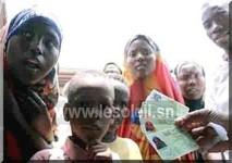 Gestion des réfugiés au Sénégal : Près de 2.146 cartes d'identité distribuées sur l'axe nord