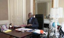 """Abdou Diouf: """"L'Afrique est le futur de la Francophonie"""""""