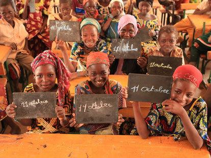 11 octobre : Journée internationale des filles