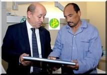 Le président mauritanien devrait quitter l'hôpital assez vite