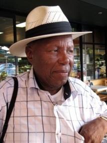 Alf Kumalo à Johannesburg