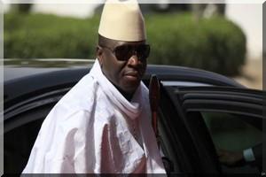 En exil, Yahya Jammeh part avec 11 millions de dollars