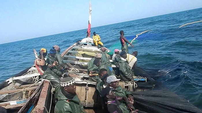 Mauritanie : pénurie du poisson après le départ des pêcheurs de Guet-Ndar