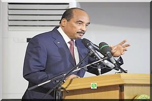 Mauritanie: Ould Abdel Aziz toujours hanté par le 3e mandat