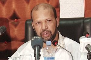 La réforme constitutionnelle vise un troisième mandat pour Ould Abdel Aziz, selon Ould Hadj Cheikh