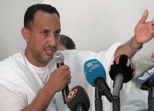 Déclaration de Ould Ghadda après son arrestation à Rosso