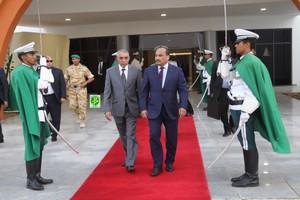 Le président Mohamed O Abdel Aziz a quitté Nouakchott dimanche matin à destination de New York