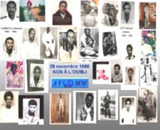 Pour vous martyrs de cette horrible nuit du 27 au 28 novembre 1990
