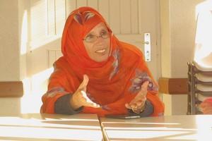 Discours d'Aminétou Mint El Moctar devant la 61 ème Session Ordinaire de la Commission Africaine des Droits de l'Homme et des Peuples