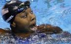 JO 2016 – Natation : l'Américaine Simone Manuel, première nageuse noire médaillée d'or en individuel