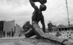 """Haïti honoré  pour son rôle dans l'éradication de l'esclavage.  """"..la première république noire de l'ère moderne"""""""