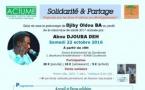 Bienvenue à tous et toutes au Gala de solidarite, samedi 22 octobre à Courbevoie