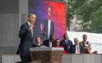 Obama, président noir, inaugure le musée national afro américain