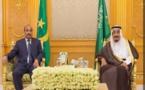 Mauritanie-Arabie saoudite: signature d'un accord de coopération militaire
