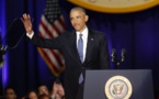 Barack Obama bouleverse Chicago pour son discours d'adieu
