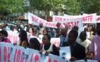 Appel à manifester samedi 22 avril 2017.  Place Trocadero.