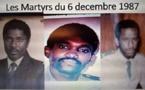 Les 3 premiers d'une très longue liste de martyrs de la cause noire en Mauritanie