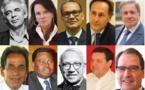 Les dix avocats qui défendent – …  – les présidents africains…