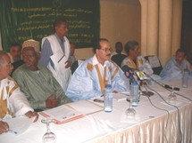 Partis de la Convergence Nationale Conférence de Presse et communiqué