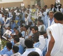 Report de la marche du FNDD au mercredi 20/08/08