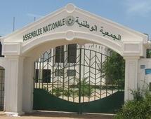 Le Putschiste a débuté ''sa'' session parlementaire extraordinaire à Nouakchott.