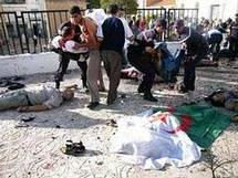 Un mauritanien kamikaze