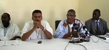Conférence de presse des parlementaires du RFD: «Nous ne sommes pas d'accord pour qu'il y ait une candidature d'un membre du HCE».