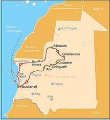 Mauritanie: les disparus dans l'attaque de Tourine retrouvés morts